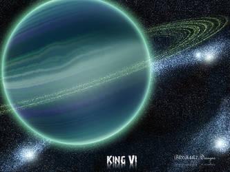 King VI by bl00db4th7