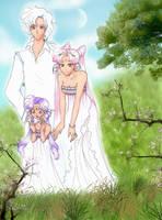 Neo II Family by bakamiyu