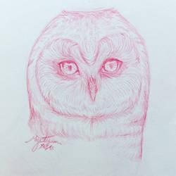 Morning Sketch #22 by Mystikian