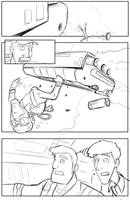 Luck Pencil 1 by CarbonComic