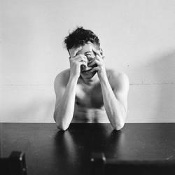 Self Portrait, 2014 by manuelestheim
