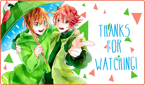 Thanks for watching! by CuteTape