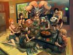 One Piece Wallpaper HD by DiabloALG
