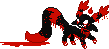 Gordy wisp cat sprite (3/4 comishes for Nycto) by Bluesky-of-Fire