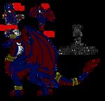 Katrina Hurricane (Dragon-life forms) by Bluesky-of-Fire