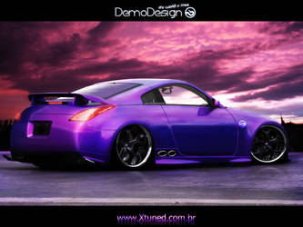 Nissan 350z by DemoDesign