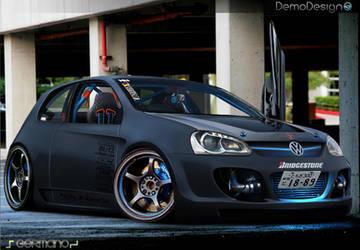 Volkswagen Golf Mk5 by DemoDesign