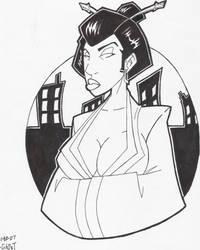 Geisha by OrochiGhOsT