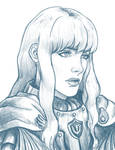 Griffith Portrait by simplyyellow