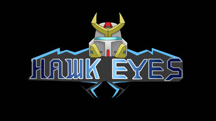 Hawk Eyes team's logo by HiperTrax