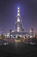 Burj Khalifa by VerticalDubai
