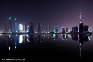 Smooth Reflections by VerticalDubai