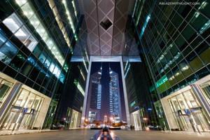 Urban Geometry III by VerticalDubai