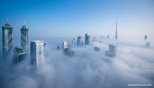 Cloud City by VerticalDubai