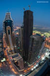 A Fisheye is just enough by VerticalDubai