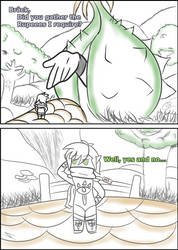 Legend of Zelda: Brack of the Wild (episode 5) by Cynical-Narcissist