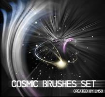 Cosmic brush Set by Mephotos