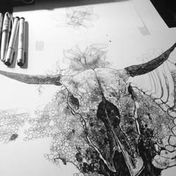 #4 in progress by Mondviole