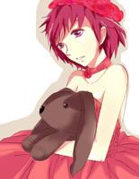 Rose I mouse + SAI I by umikearan