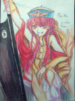 Magi - kouha by umikearan