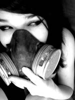Gasmask by DevilsPlaything292