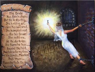 The Bride by HidanKitten32