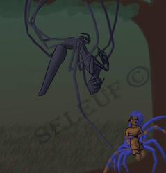 Hatchlings Meet by Seleuf