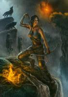 Tomb Raider Reborn by AlexYunak