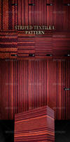 Striped Textile I. Pattern by boeenet