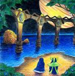 Zenarthri beach scene by Hahli1994