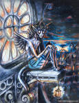 The Gargoyle Boy by Hahli1994