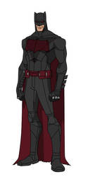 YJ Batman redesign (Earth 2) by shorterazer