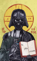 Lord Vader by ToussiDesigner