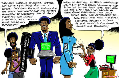 Real Black Representation by mrasheed