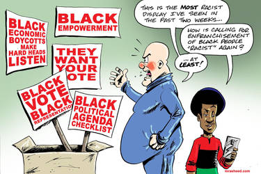 Election Day: The Triggering by mrasheed
