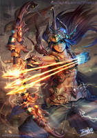 Original Arteria Great hunter by TriEdg13 by Triedg13