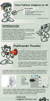 Publicando Imagenes en dA by Pascua-Tanya