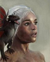 Daenerys by Voncca