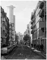Frankfurt am Main - street by Denis90