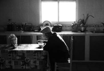 My grandfather by sakgaa