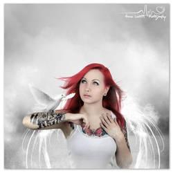 Nascela (Angel Series) by Halloween82