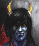 Commission: Xivilai Thrax by Smeha