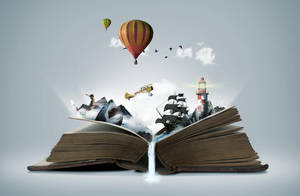 Your Book, Your Imagination by mikropolka