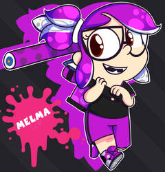 Squid Kid Squid Kid by Trollan-gurl22