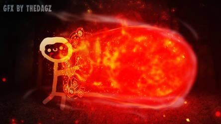 Fireball Testing by Thedagzz