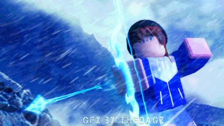 Ice Archer by Thedagzz