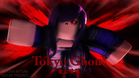 TokyoGhoul by Thedagzz
