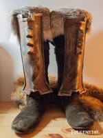 Skyrim iron boots by Folkenstal