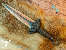 Dragonbone Dagger Replica - Skyrim by Folkenstal