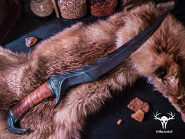 Blade of Woe - portfolio picture by Folkenstal